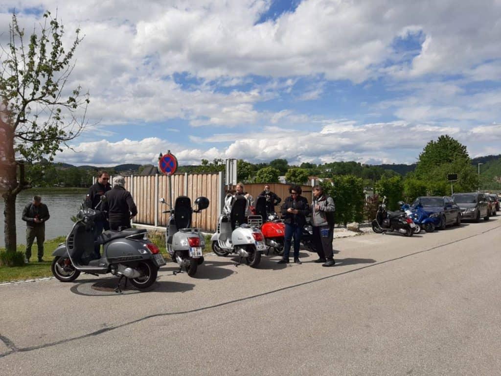 Steel Roller – Rollerclub Oberösterreich – Corona Ausfahrt